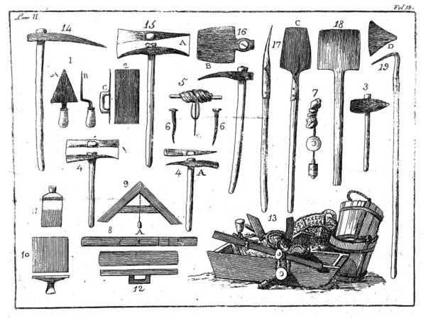 Las otras herramientas