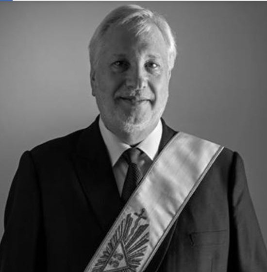 Nuevo Representante del Supremo Consejo para España