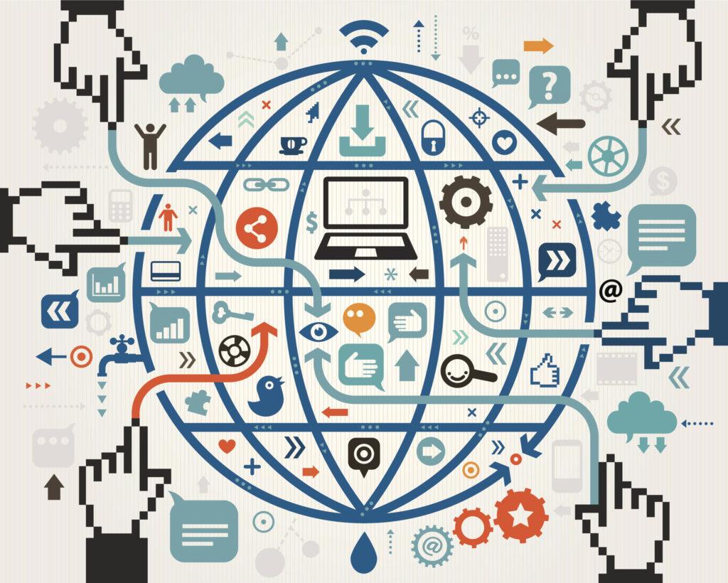 la masoneria e internet